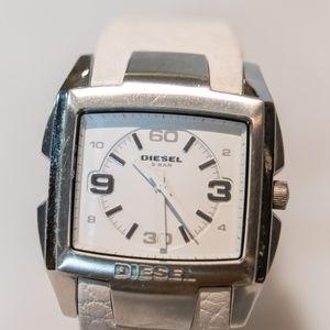 Diesel Men's White Watch DZ1630